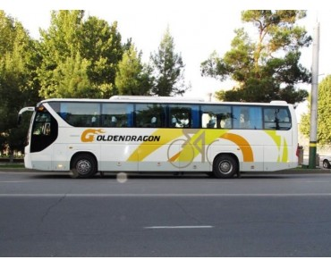 Bus GOLDEN DRAGON